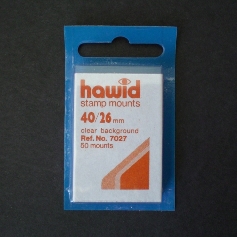 Clear Hawid Mounts for U.S. Comm-Horizontal(50)