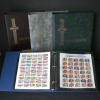 Deluxe Mint Sheet Binder Only- Oversized for Mint Sheet sized pages(MP3, 204, MP