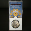 35mm Box of 50. Get a handle on your coins with our Supersafe Self-Adhesive Coin