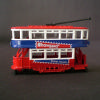 #05-1901 Dick Kerr Tram with the Showgard Livery in Red, White, and Blue. Limite